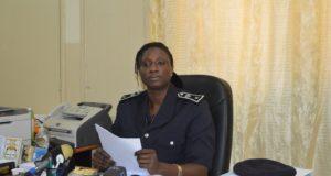 Commissaire Tabara Ndiaye