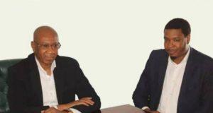Dr Mohamed Diallo Sg de Démocratie et République de Hadjibou Soumaré 822x547