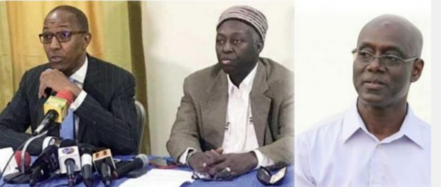 Abdoul Mbaye, TAS, MLD