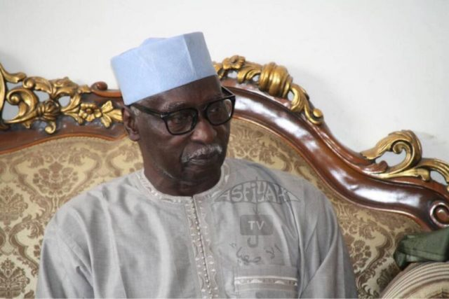 Khalif General des Tidianes Serigne Mbaye Sy Mansour 6