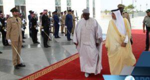 Macky Sall  en Arabie saoudite