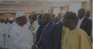 Oumar Sarr du Pds au dialogue national