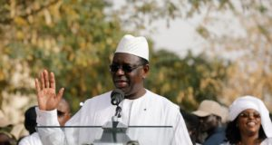 macky sall discours election presidentielle senegal 0