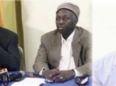 Abdoul Mbaye, Mamadou Lamine Diallo, Thierno Alassane Sall