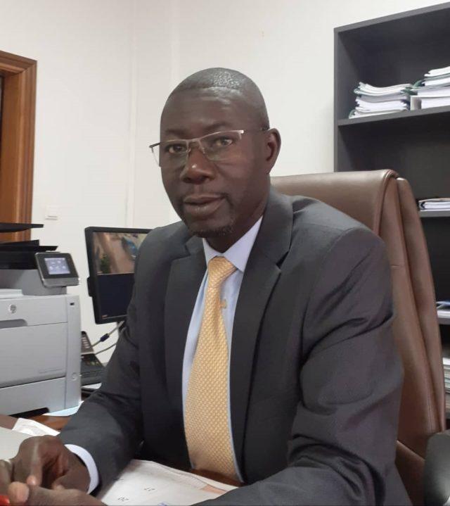 Achille Guéye, Dg ANAM