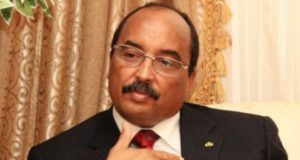 mauritanie president mohamed ould abdel aziz 1131537