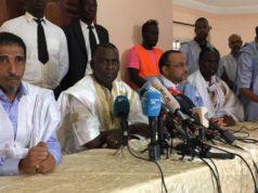 opposition mauritanie 0