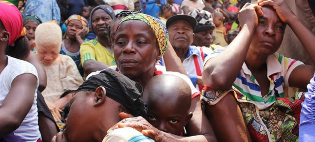 refugiés camerounais