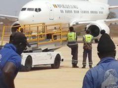 Avion  d'Ibk