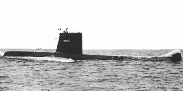 Le sous marin La Minerve disparu il y a 50 ans retrouve au large de Toulon