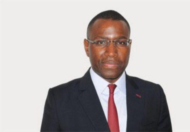 amadou hott ministre de l 039 Economie du plan et de la cooperation 1249963
