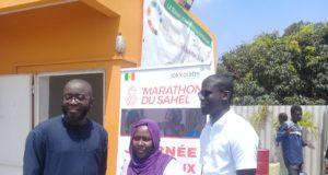 deux candidats du Sénégal