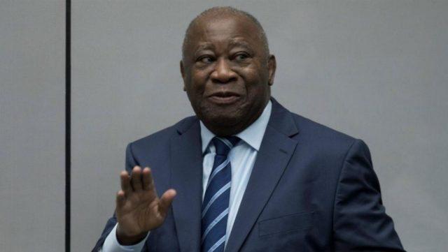 ex ivorian president laurent gbagbo