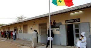 senegal bureau de vote