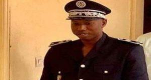Commissaire Sangharé