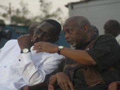 Macky et Dansokho