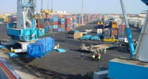 Port autonome de Dakar