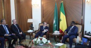 Brésil Sénégal