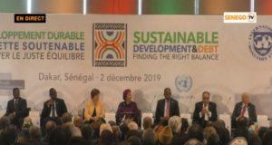 Développement durable dette soutenable Dakar abrite une conférence internationale