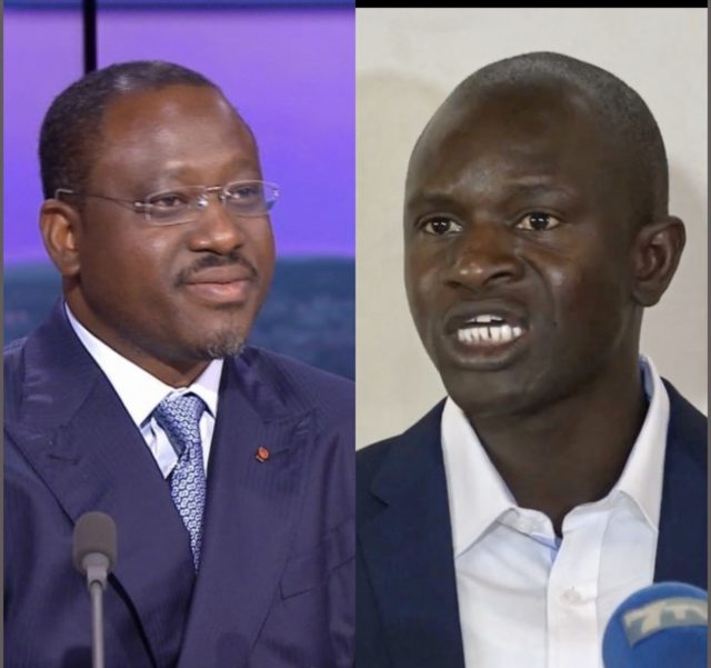 Babacar Diop, Soro