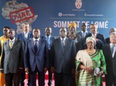 Macky Sall à Lomé