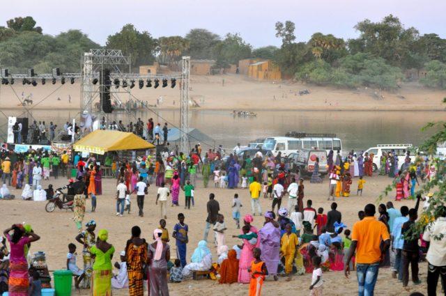 Scène fleuve Mboumba