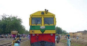 Train Dakar Bamako