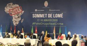 sommet lome initiative faux medicaments
