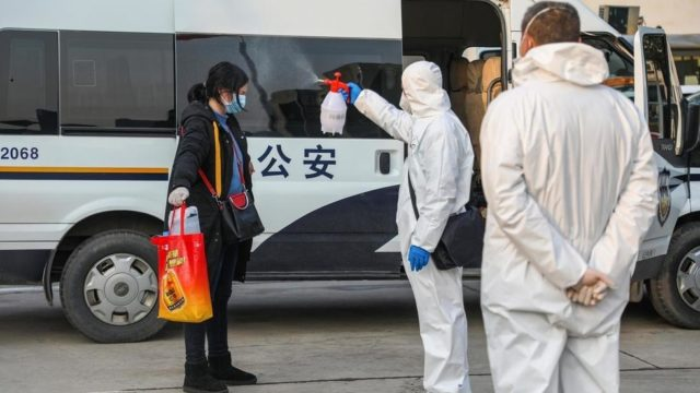 Coranovirus Chine Oms