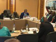 Discussions sur les projets prioritaires dans le secteur des  infrastructures regionales (1)