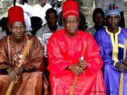 rois d'Oussouye