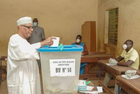 IBK vote