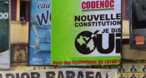 Scrutin risqué en Guinée