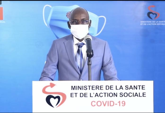 COVID-19 : 3 nouveaux décès, 12 cas détectés, retour des cas importés