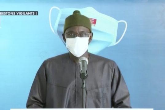 Dr M. Ndiaye MSAS