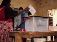 Guinée Vote