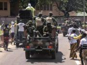 Guinée situation tendue