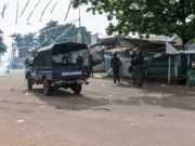 Heurts à Conakry