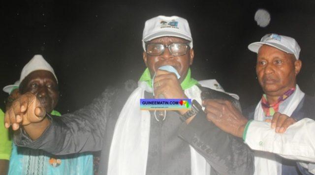 Présidentielle Guinée