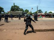 Violence Guinée