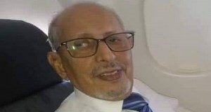 Sidi Mohamed Ould Cheikh Abdallahi avion